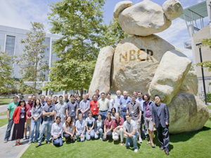 NBCR Summer Institute participants