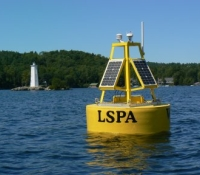 Lake Sunapee NH GLEON buoy
