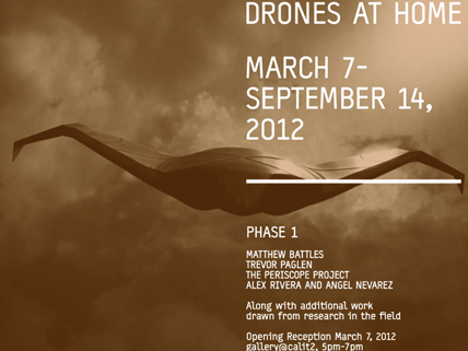 Drones at Home promotional poster