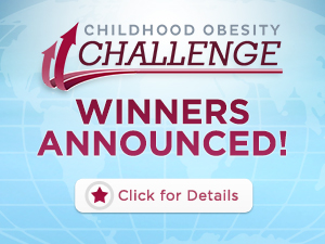 Childhood Obesity Challenge logo