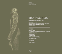 Fall 2014 gallery@calit2 Exhibition: Body Practices