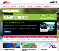 IEEE Spark issue on Smart Vehicles