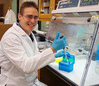 UCSD pediatrics professor Rob Knight is an expert on microbiomes and bioinformatics.