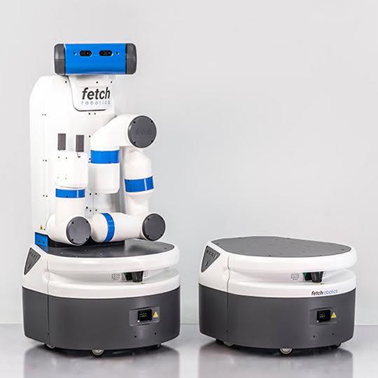 Fetch robot