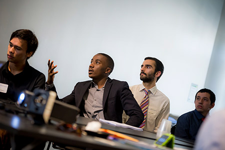 More than 370 undergraduates will have the opportunity to present their work to peers and the public through faculty-moderated panels. Photo by Erik Jepsen/UC San Diego Publications.