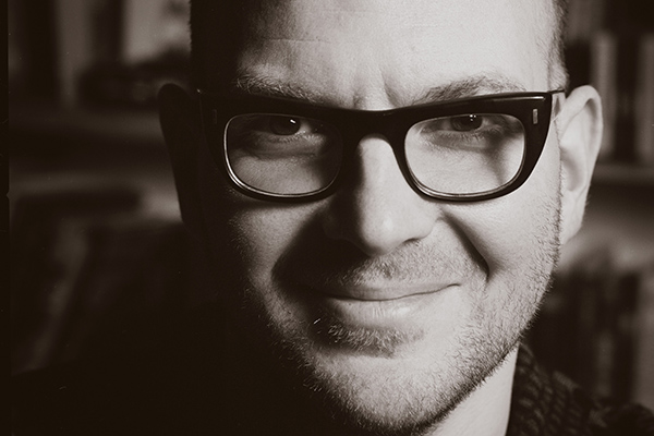 Bestselling author Cory Doctorow