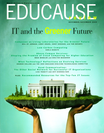 EDUCAUSE Review November-December issue