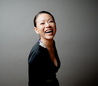 Aiyun Huang, Percussionist, UCSD Alumna and professor at McGill University