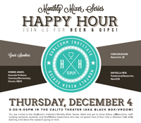 December QI Happy Hour