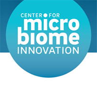 Logo for UC San Diego Center for Microbiome Innovation